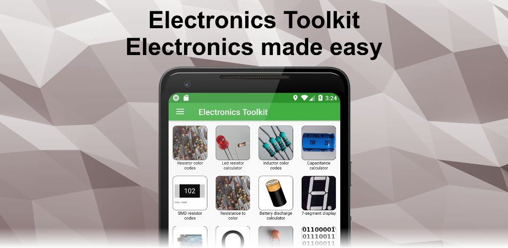 Download Electronics Toolkit Pro APK latest version app for android devices
