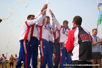 Photo: VR4 France & Excalibur, champions du Monde 2010