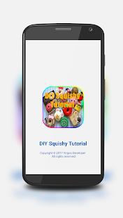 DIY Squishy Tutorial - náhled