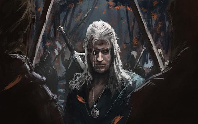 Get Geralt Art Pics