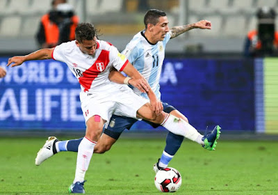 Cristian Benavente participe à nouveau à la victoire du Pérou