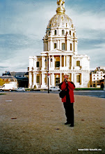 Photo: 2002-11-23. Parijs. Dome des Invalides.  www.loki-travels.eu