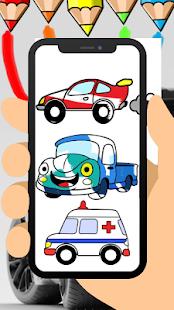 baixar carros para colorir para crianças apk 1 0 apk para android