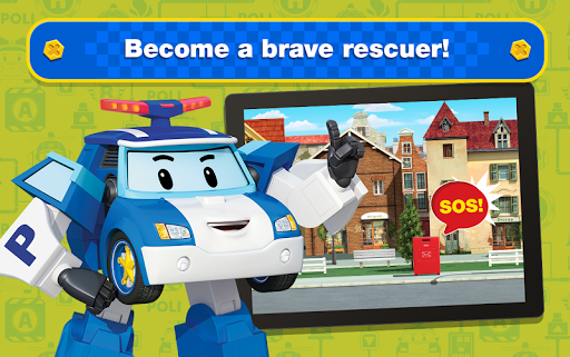 Robocar Poli: City Games 1.0 screenshots 15