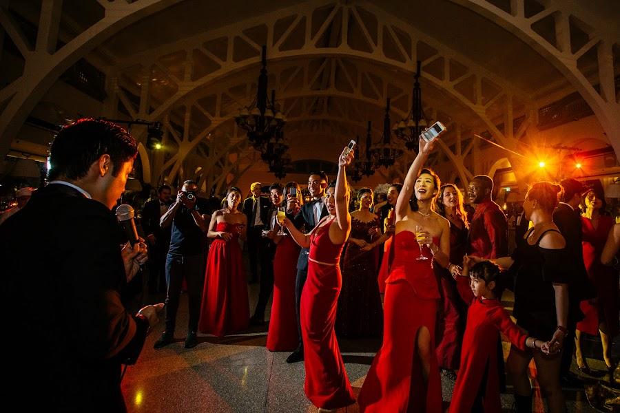 Wedding photographer Chris Sansom (sansomchris). Photo of 10.10.2017