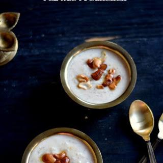 Milk Pudding Pasta Recipes.