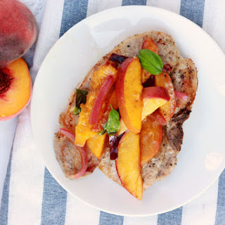 Peach Pork Chops
