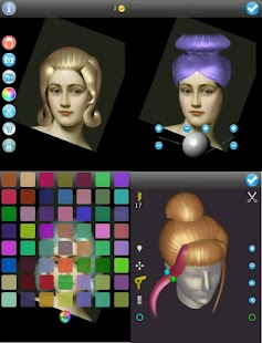 3D Hairdresser- screenshot thumbnail