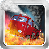 Fire Truck:Fight Fire-Unblock