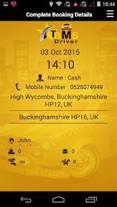 TBMS Driver dispatch software screenshot 5