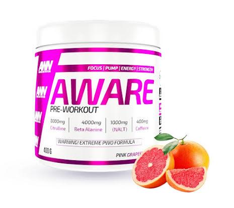 Aware Nutrition PWO 400g - Pink Grapefruit