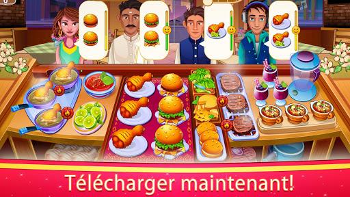 Code Triche Indien Cooking Star: Restaurant jeux de cuisine APK MOD screenshots 5