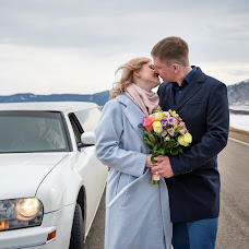 Wedding photographer Maksim Blinov (maximblinov). Photo of 06.04.2018