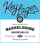 BarrelHouse Key Lager / Lager infused with Lime