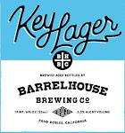 BarrelHouse Key Lager - Craft Lager
