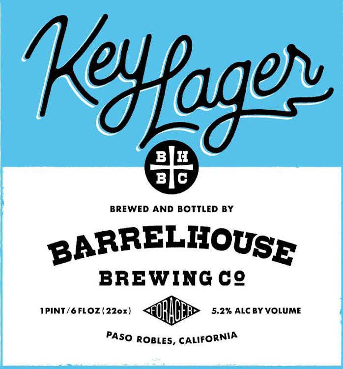 Logo of BarrelHouse Key Lager - Craft Lager