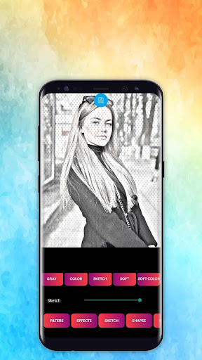 Photo Editor Effects, Layers, Filters & Collage 1.7 screenshots 3