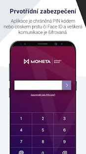 MONETA Smart Banka Screenshot