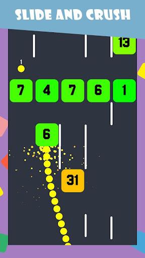 Slide And Crush - redesign snake game 2.2.6 screenshots 1