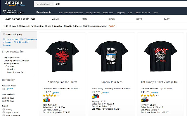 MerchKids for Merch By Amazon