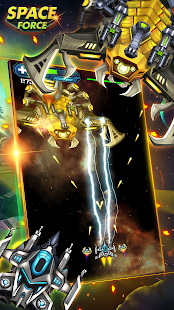 Space Force: Alien war- screenshot thumbnail