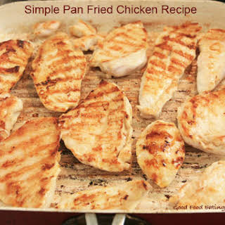 Fried Chicken Breast Without Flour Recipes.