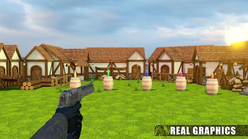 Bottle Shooting : New Action Games 2019 screenshots 2