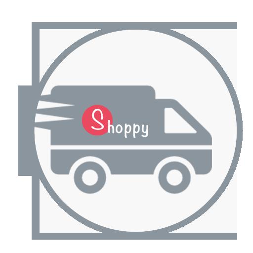Shoppy UI APP TEMPLATE 程式庫與試用程式 LOGO-玩APPs
