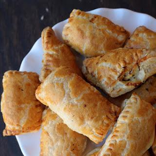 Chicken Puff Pastry {Chicken Patties} Recipe