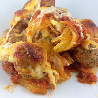 Low-Carb Spaghetti Squash Lasagna