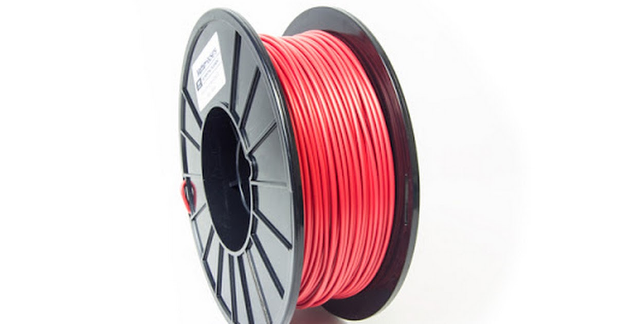 Red PRO Series Nylon Filament