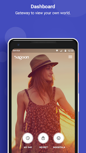 Sagoon – Connect. Share. Earn- screenshot thumbnail