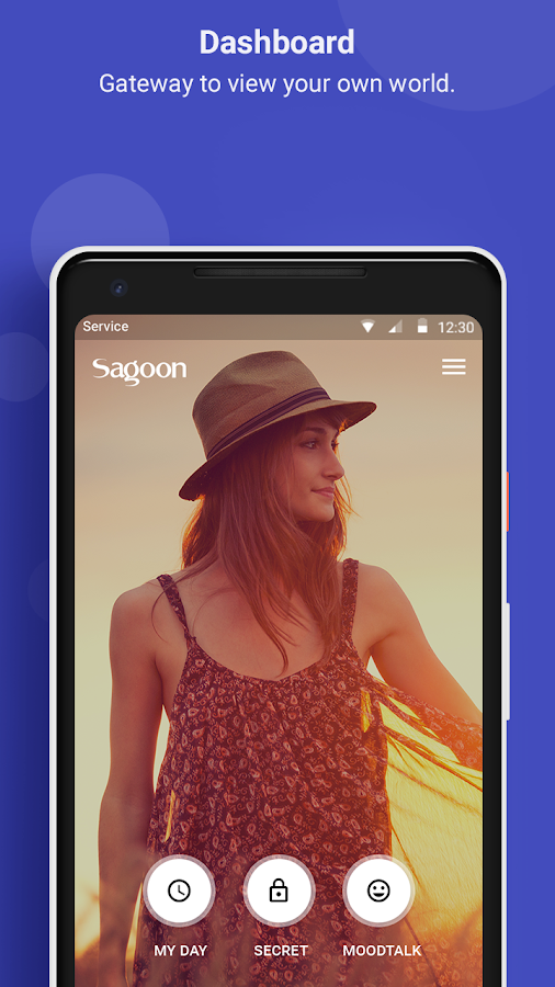 Sagoon – Connect. Share. Earn- screenshot
