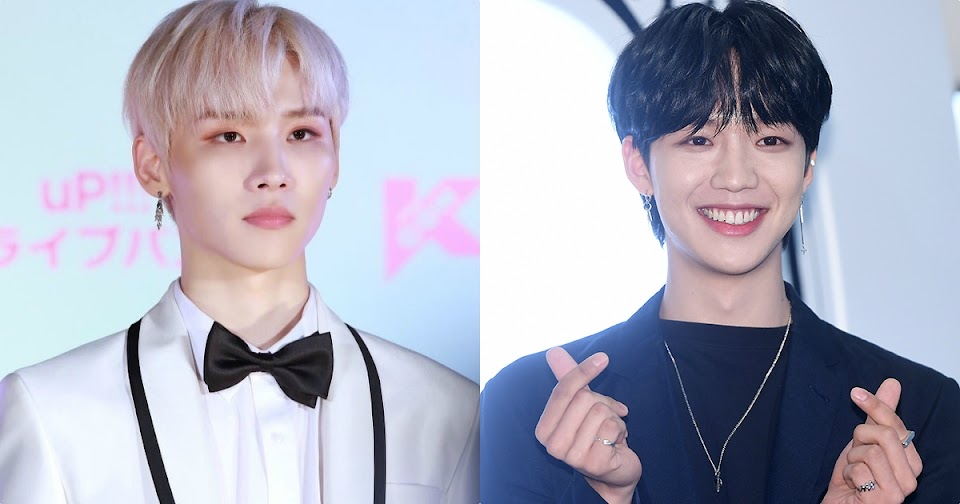 AB6IX Woong and Youngmin