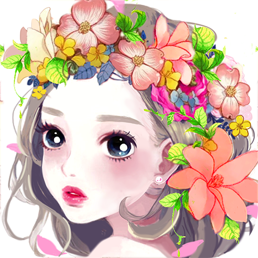 Girls Coloring Dreamland: Color & Draw