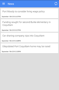 Coquitlam News - náhled