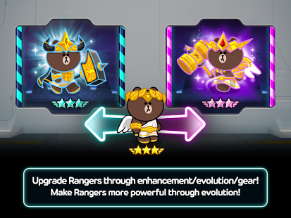 LINE Rangers- screenshot thumbnail