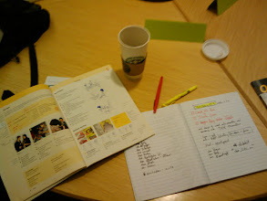 Photo: Taking Notes at German A1.2 at Goethe