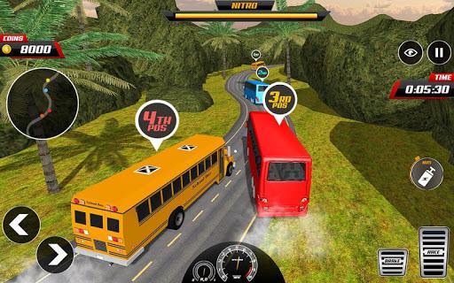 Euro Bus Racing Hill Mountain Climb 2018 1.0.1 screenshots 9