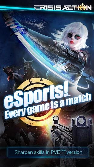 Crisis Action-eSports FPS- screenshot thumbnail
