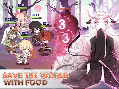 Food Fantasy on AppGamer com