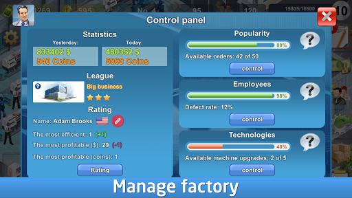 Industrialist u2013 factory development strategy 1.711 screenshots 5
