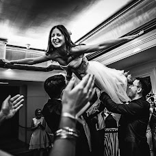 Wedding photographer Magdalena Sobieska (saveadream). Photo of 05.04.2018
