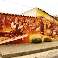 Paese dei Murales di