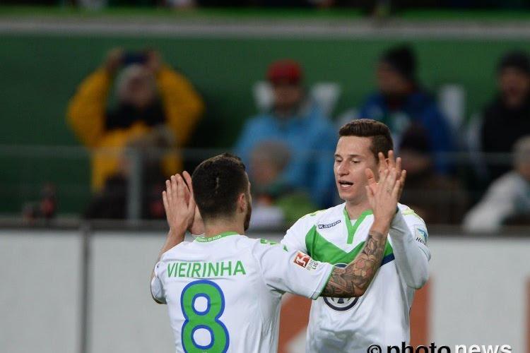 Wolfsburg retrouve la confiance avant d'aller à Gand