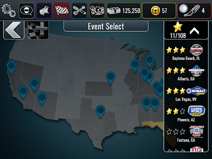 NASCAR Heat Mobile Screenshot