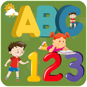Listen, Learn & Speak Alphabets - Numbers