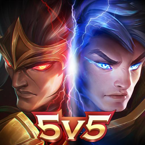 Champions Legion   5v5 MOBA