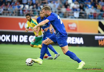 La qualification de Gand en Europa League modifie le calendrier en Jupiler Pro League
