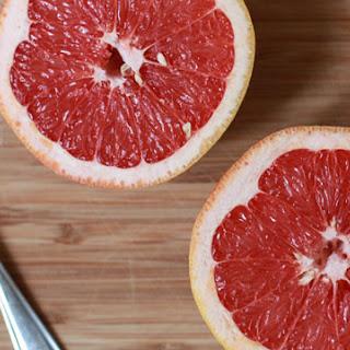 Grapefruit Brulée.